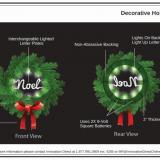 Decorative Holiday Ornament